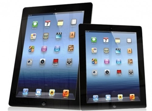 iPad 4 и iPad Mini. Изображение № 1.