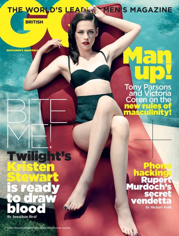 Обложки: Vanity Fair и GQ. Изображение № 1.