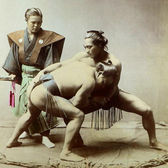 «Широкий ремень» или традиционные японские пояса Оби и Маваси. Изображение № 4.
