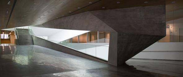 Гиперболический параболоид: новое слово в музейном строительстве. Изображение № 6.