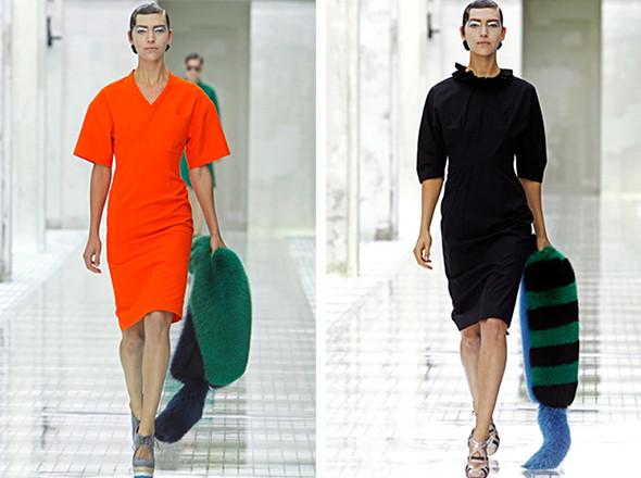 Показы на неделе моды в Милане: мнения. Изображение № 10.