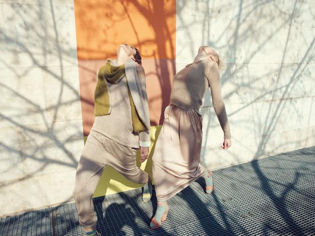 Лукбук в движении. NIOI, осень-зима 2012/13.. Изображение № 4.