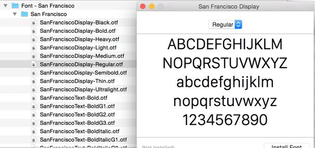 Apple представила шрифт для смарт-часов. Изображение № 1.