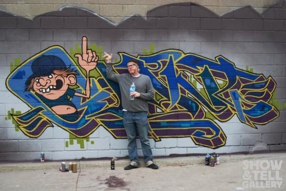 Интервью с Mike Giant. Изображение № 4.