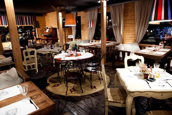 Торжественное открытие ресторана на воде REGATTA. Изображение № 5.