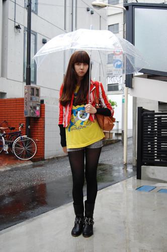 Street fashion from Tokyo. Изображение № 20.