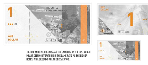 Студент представил редизайн банкнот американского доллара. Изображение № 6.