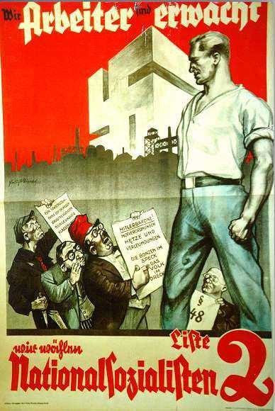 Все на выборы! Политическая реклама разных лет. Изображение № 39.
