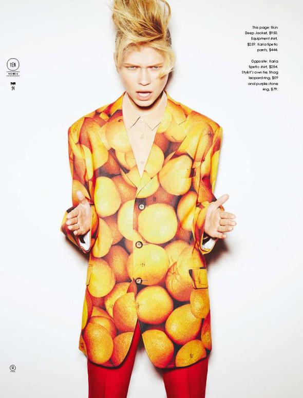 Съёмка: Сет Zoot из журнала Yen. Изображение № 7.
