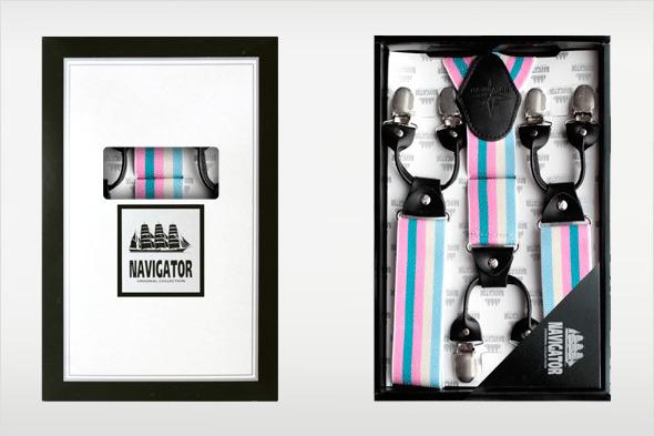 Коллекция подтяжек «Навигатор» от Sevaro Elit . Изображение № 20.