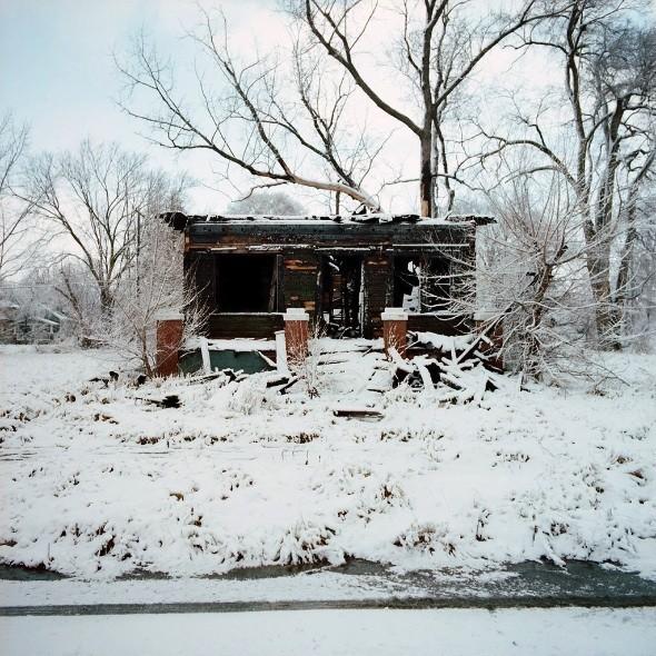 100 заброшенных домов. Изображение № 22.
