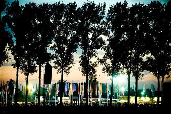 Фестиваль Pukkelpop в Бельгии: Развлечения кроме пива и шоколада. Изображение № 11.