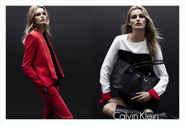 Рекламные кампании Calvin Klein Осень-Зима 2012. Изображение № 9.