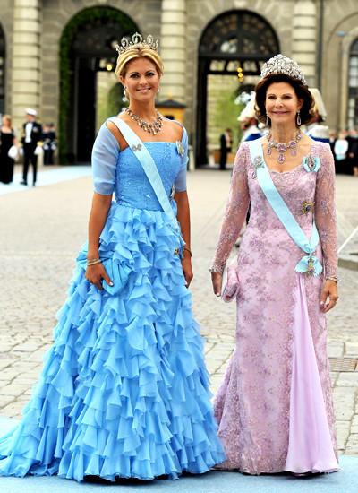 Свадьба шведской кронпринцессы Виктории. Изображение № 24.