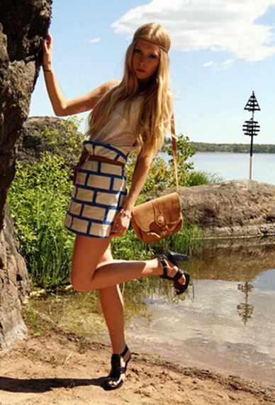 20 лучших молодых блоггеров поверсии Teen Vogue. Изображение № 14.