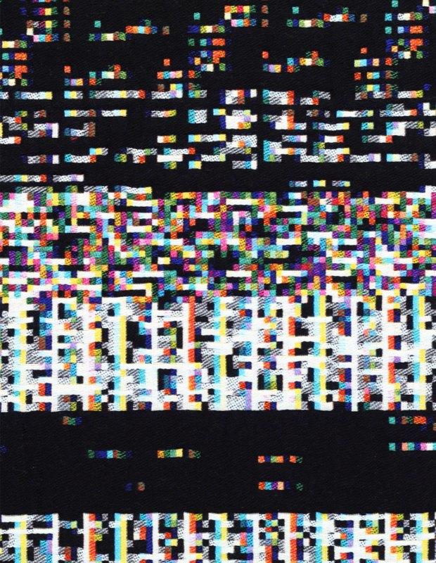 Американец соткал гобелены из компьютерных данных. Изображение № 1.