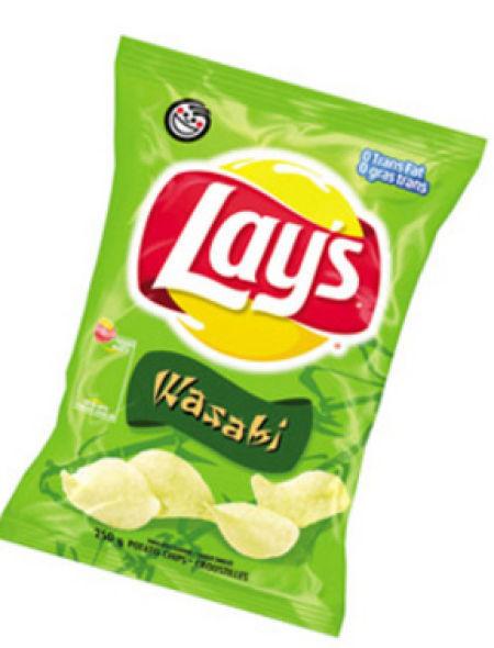 Несъедобное съедобно - какие бывают чипсы. Изображение № 19.