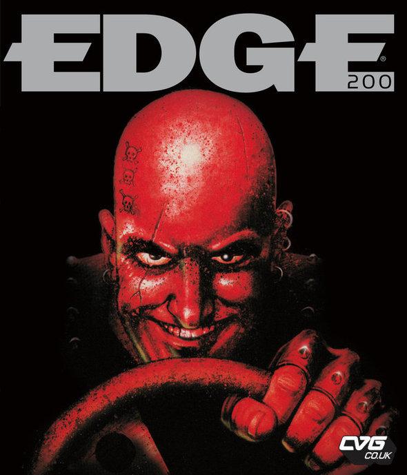 Edge: двести обложек двухсотого номера. Изображение № 16.