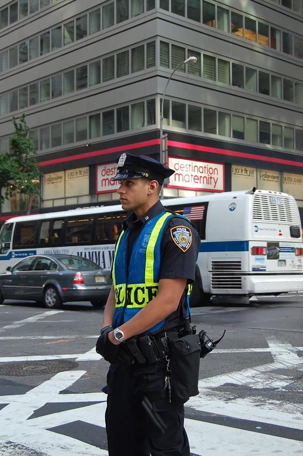 Люди Нью-Йорка. Изображение № 26.