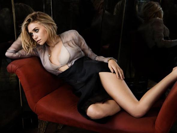 Ashley Olsen наобложке Marie Claire (Сентябрь 2009). Изображение № 9.