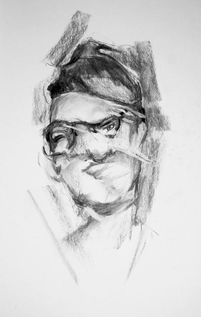 Городской художник Солнцев Глеб. Изображение № 22.