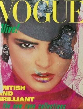 История глазами обложки Vogue (Британия). Изображение № 47.