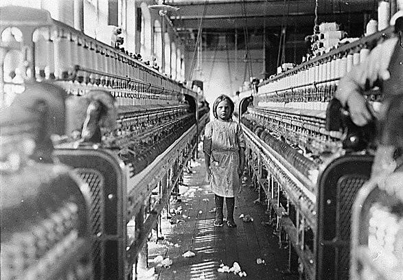 Эксплуатации детского труда в Америке (1910 год).И эмигранты США. Изображение № 29.