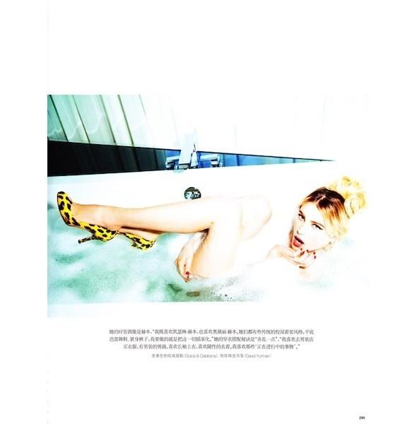 5 новых съемок: Gravure, Indusrtie, Velvet и Vogue. Изображение № 49.