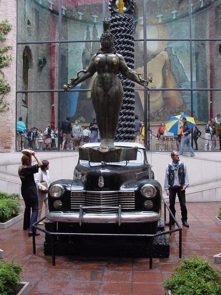 Дом-музей Сальвадора Дали вФигейросе, Испания. Изображение № 6.