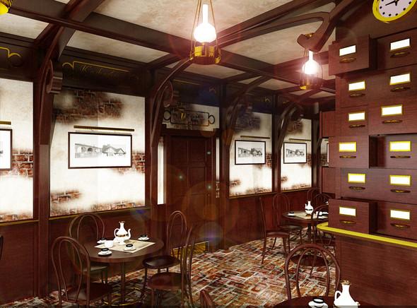 Красивые рестораны. Изображение № 13.