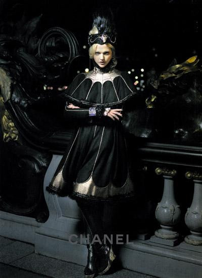 Chanel. Paris-Moscou (pre-fall 2009). Изображение № 2.