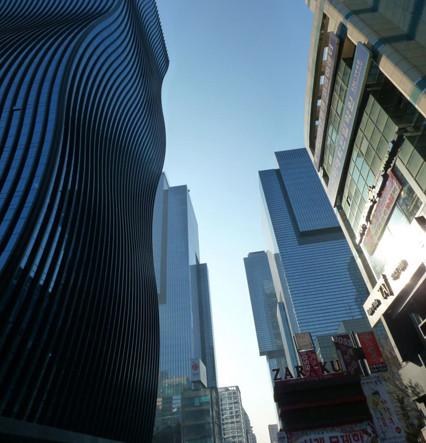 Изображение 5. GT Tower East: новый небоскрёб в Сеуле.. Изображение № 5.
