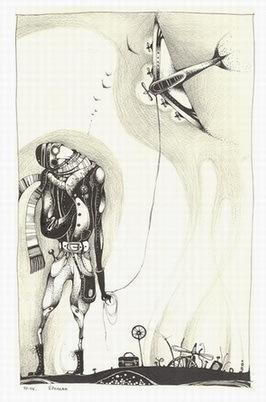 Фантасмагория Tineidae. Изображение № 4.
