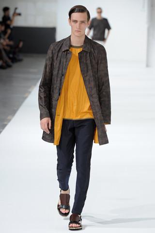 Неделя мужской моды в Париже: День 2. Изображение № 17.