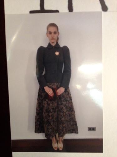 Дневник модели: Показы недели моды Haute Couture. Изображение № 57.