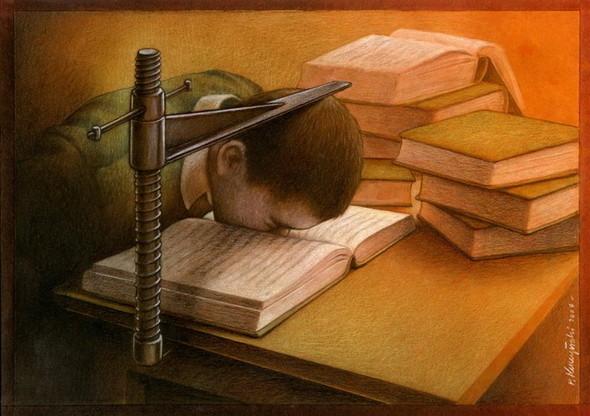 Изображение 20. Карикатурист Pawel Kuczynski.. Изображение № 20.
