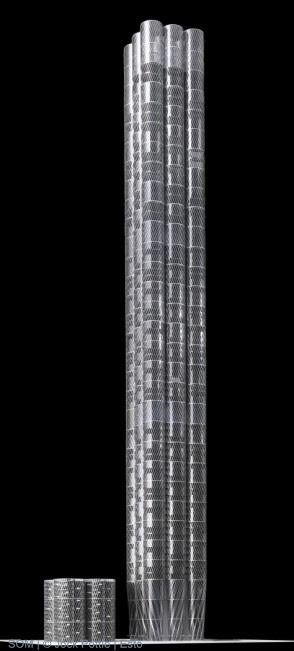 Продолжая дело Burj Dubai. Изображение № 1.
