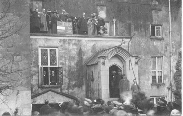 100 лет выборов в документальных фотографиях. Изображение № 3.