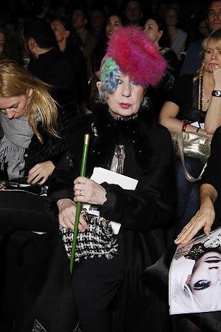 Анна Пьяджи. Модный гардероб. Изображение № 24.