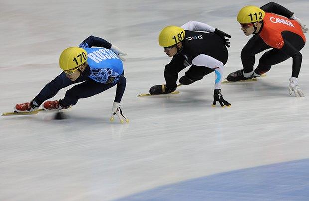 Конькобежец Виктор Ан ломает границы. Изображение № 4.