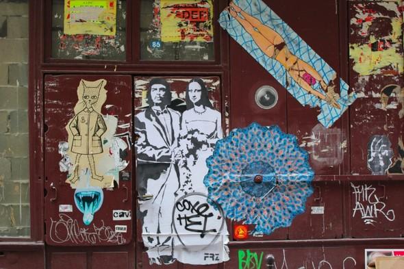 Стрит-арт центра Парижа. Изображение № 6.
