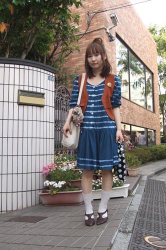 Street fashion from Tokyo. Изображение № 26.