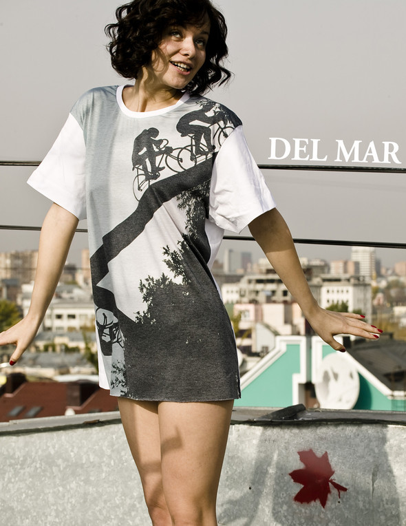 DelMar – футболки изсердца Москвы сморской душой. Изображение № 2.