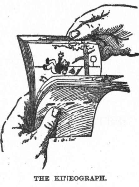 Кинеограф akaфлипбук. Изображение № 1.