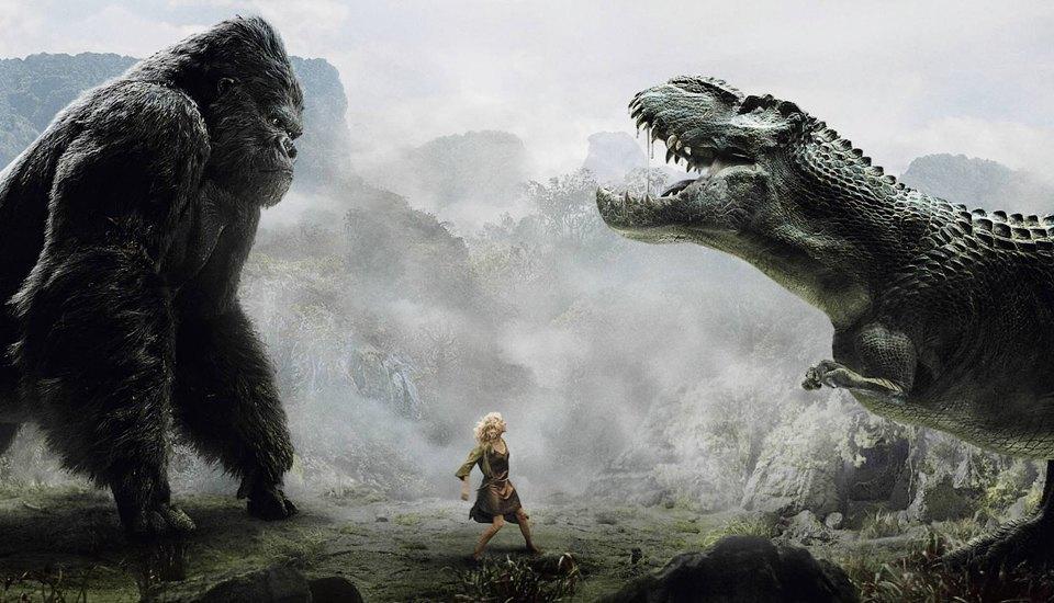 Как менялись динозавры  в кино. Изображение № 10.