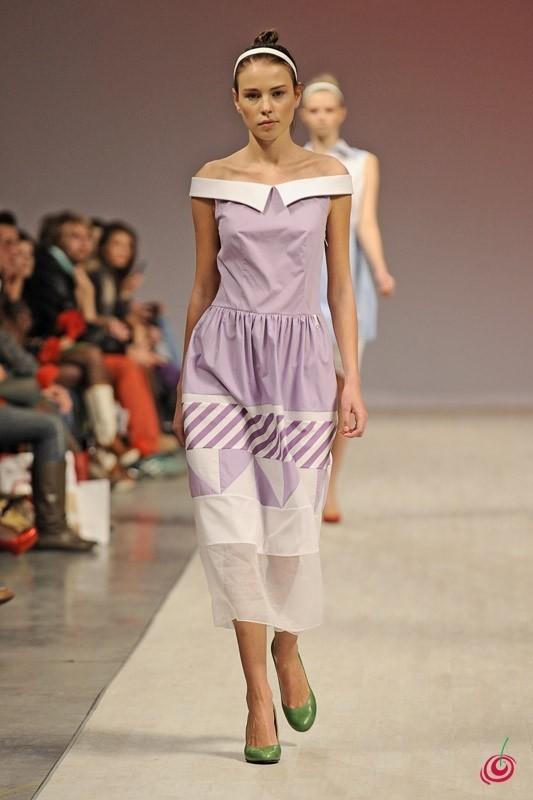 Ukrainian Fashion Week 2011: Елена Даць, Анна Бублик. Изображение № 8.