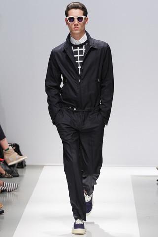 Неделя мужской моды в Милане: День 4. Изображение № 21.