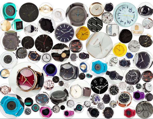 Много-много новых часов NIXON. Изображение № 4.
