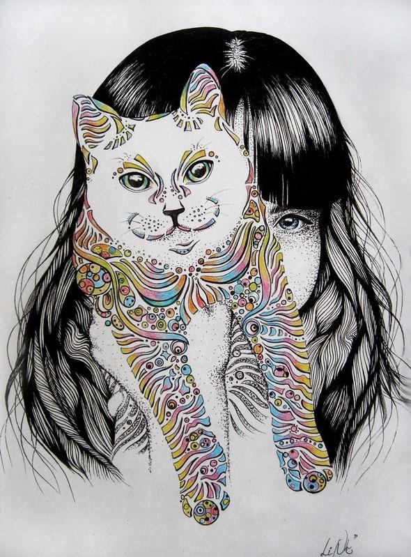 Алиса & Cat. Изображение № 4.