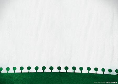 Greenpeace ads. VolumeII. Изображение № 4.